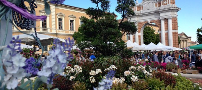 A Santarcangelo tra i Balconi Fioriti