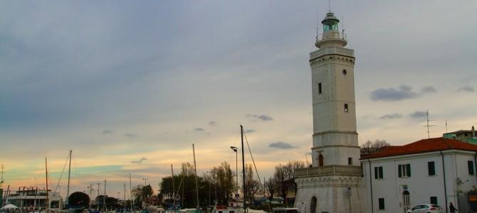 La luce di Rimini.