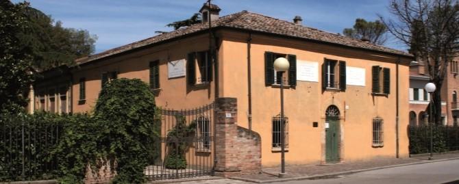 Itinerario Pascoliano a San Mauro: Museo Casa Pascoli e Villa Torlonia.