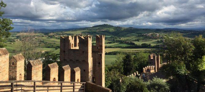 Escursione a Gradara, Borgo dei Borghi 2018