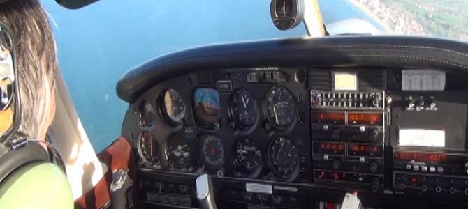 In volo sulla Riviera Riminese