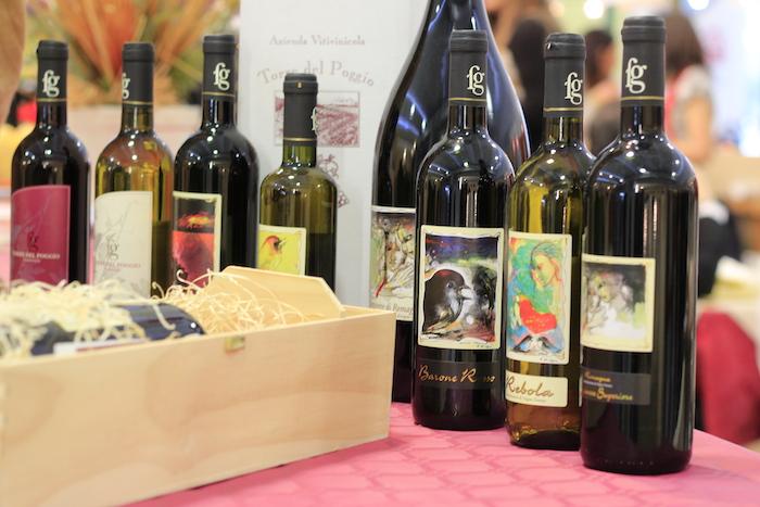 I vini della Strada dei Vini di Rimini
