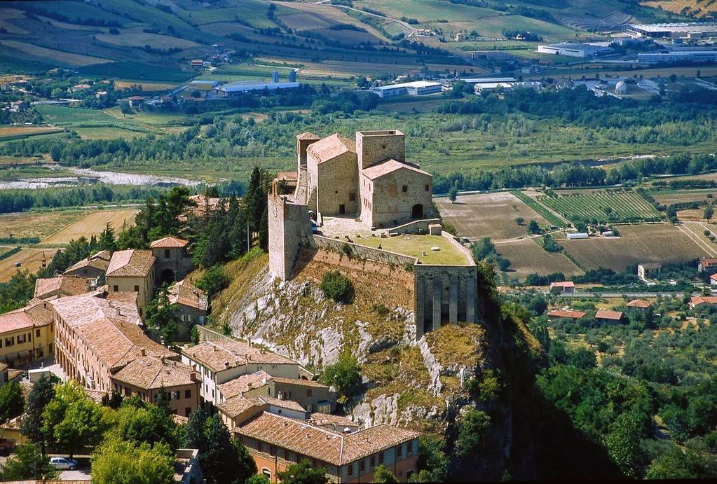 Verucchio_Rocca Malatesta