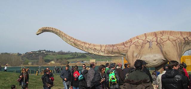 World of Dinosaurs: un pomeriggio di 230 milioni di anni fa.