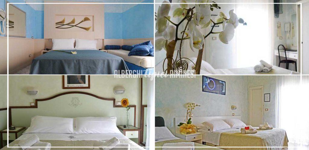 camere hotel dei platani