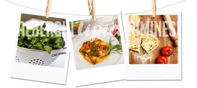 Primavera a Rimini: a tavola stridul, ròsli e scarpegn