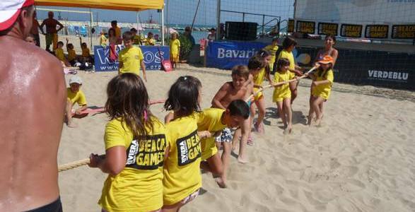Rimini: la 'vacanza attiva' per i bimbi