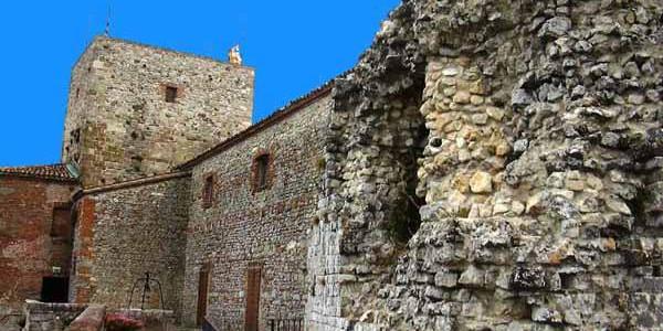 """""""Tracce Malatestiane"""": la Rocca di Verucchio."""
