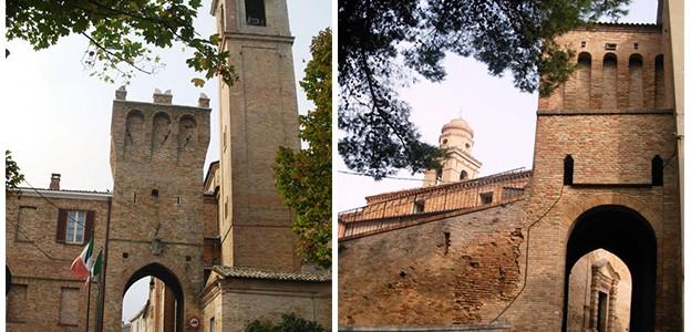 Saludecio: l'antica capitale della Valconca.