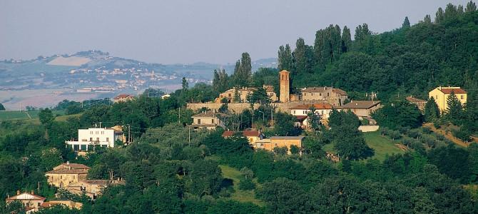 Un angolo di piacere romagnolo a Montescudo