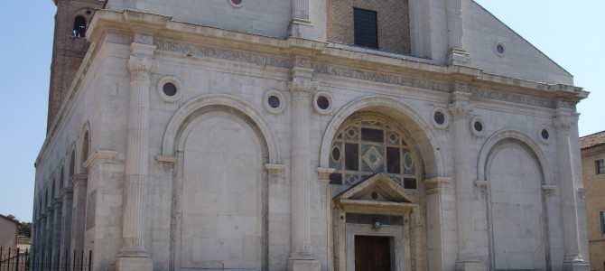Sulle tracce di Sigismondo Malatesta: 'Il Tempio Malatestiano'