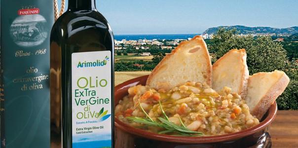 L'olio: oro verde del Colli di Rimini