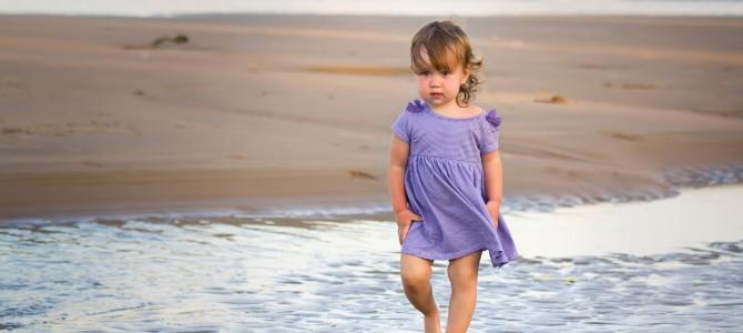 Perchè l'aria di mare fa bene ai bambini?