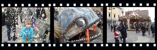 """""""Color Coriandolo"""": il Carnevale riminese"""