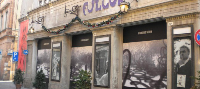 """""""La mia Rimini"""": a spasso con Federico Fellini."""