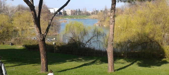 Un pomeriggio al Parco della Cava di Rimini