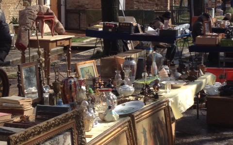 """Una domenica a San Giovanni in Marignano, tra i banchi de """"Il Vecchio e l'Antico"""""""